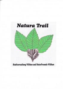 Naturatrail Wegzeichen