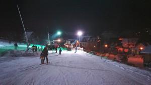 Rugiswalde, Skihang